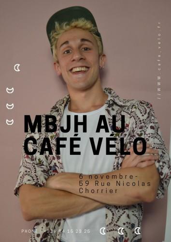 6 novembre au café vélo